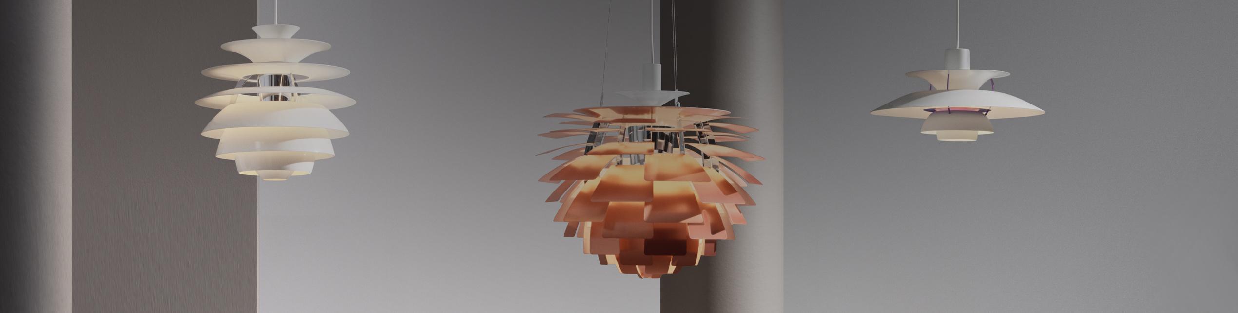 Modern Designer Lighting