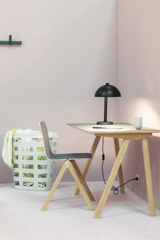Hay Copenhague Desk – a desk that works hard