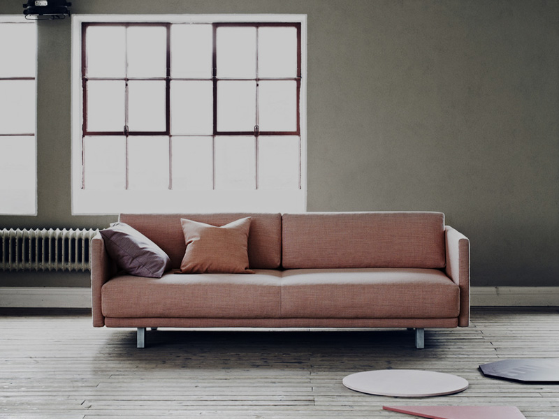 Embrace practicality and beautiful design with contemporary sofa beds from Softline