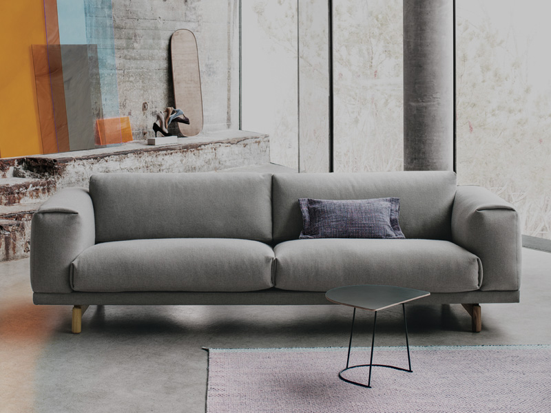 Invest in the best sofas from HAY, Erik Jorgensen and more – chosen for comfort, style and quality