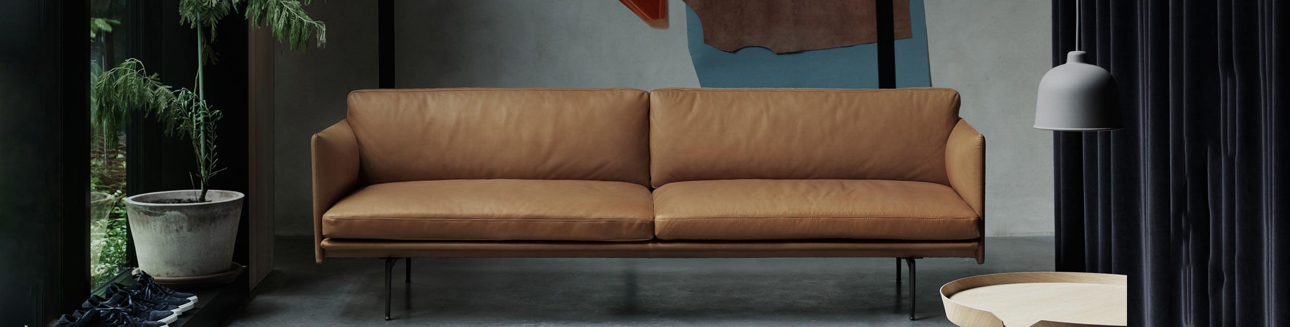 Sofas & lounge chairs