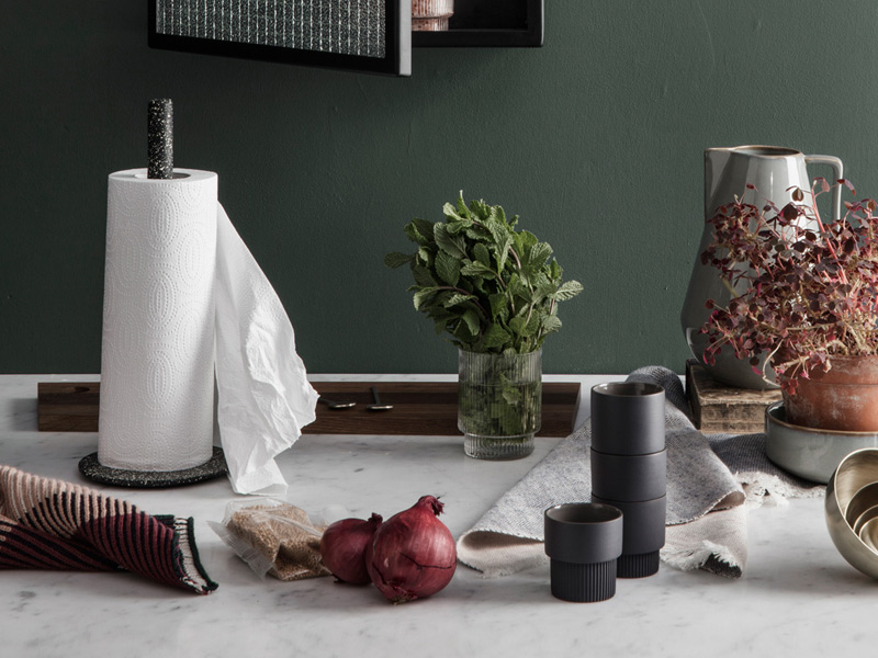 Dine in style with sought-after kitchenware and dining accessories from Tom Dixon, Ferm Living and more