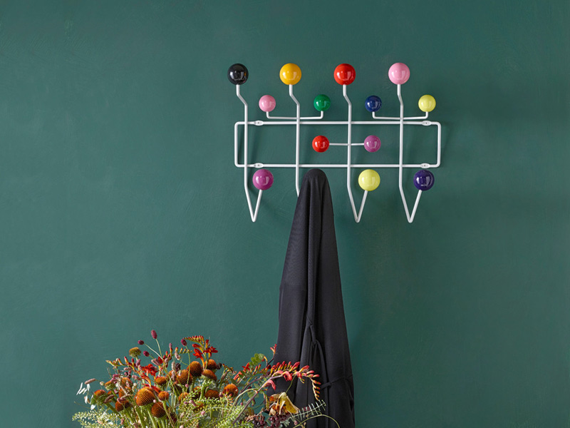 Put the fun in functional with designer cabinets, baskets, hooks and more