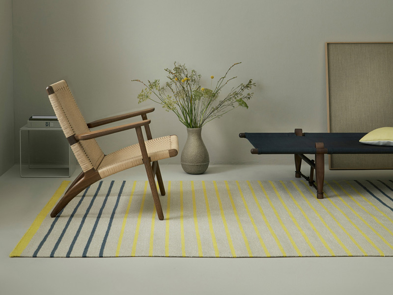 Treat your feet and your home to authentic rugs from Nani Marquina, GAN and others