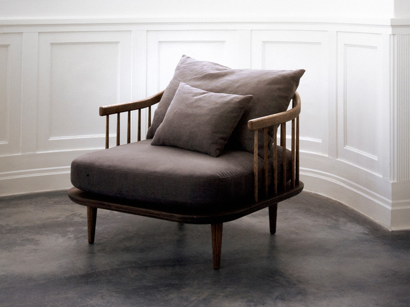 Give that empty corner the love it deserves with a contemporary armchair from &Tradition, Knoll and others
