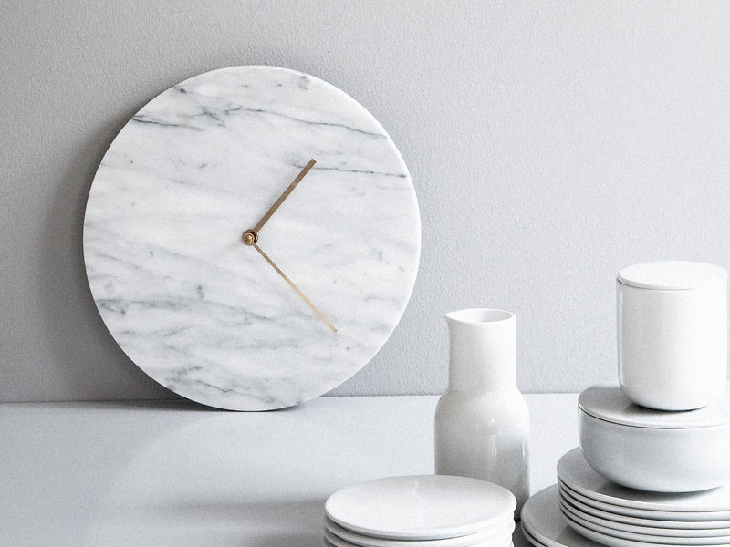 Whether classic, quirky or modern, shop your pick of the best designer clocks today