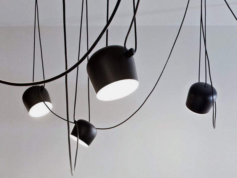 Create the perfect atmosphere for your projects with designer pendant lights