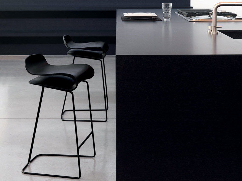 Add the most sought-after designer stools and benches to your project